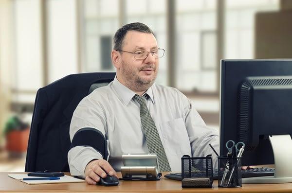 Estrés laboral, un verdadero riesgo de hipertensión arterial